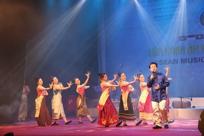 งานมหกรรมดนตรีอาเซียน 2019 – ราตรีหลากหลายสีสัน - ảnh 1