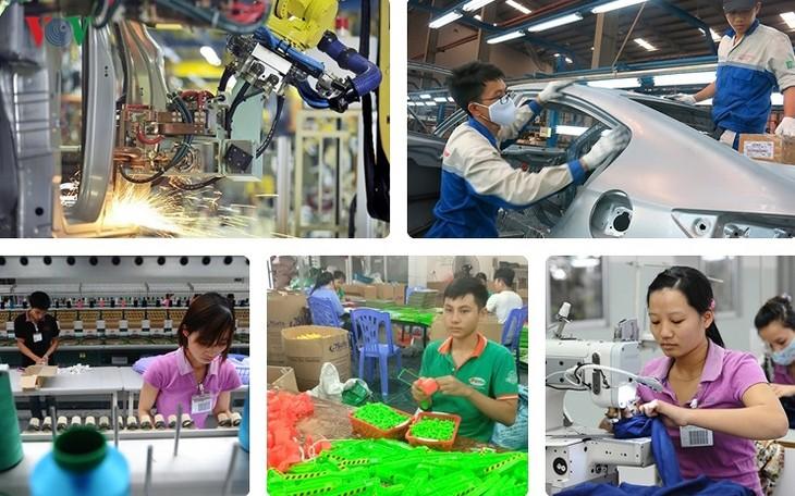 ดึงดูดการลงทุนจากต่างประเทศ จุดเด่นของเศรษฐกิจเวียดนามใน 6 เดือนแรกของปี 2019 - ảnh 1