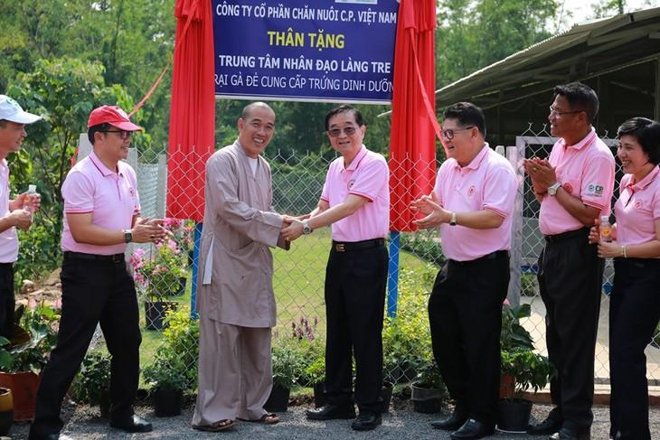 บริษัทเครือเจริญโภคภัณฑ์เวียดนามหรือซีพีวีรับรางวัลคุณภาพแห่งชาติเวียดนามสองรางวัล - ảnh 6