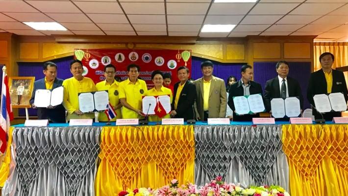 เปิดสอนภาษาเวียดนามในโรงเรียน 6 แห่งในจังหวัดสกลนครอย่างเป็นทางการ - ảnh 1