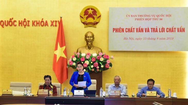 คณะกรรมการสามัญสภาแห่งชาติ : ผลักดันการพัฒนาเศรษฐกิจทางทะเลของเวียดนาม - ảnh 2