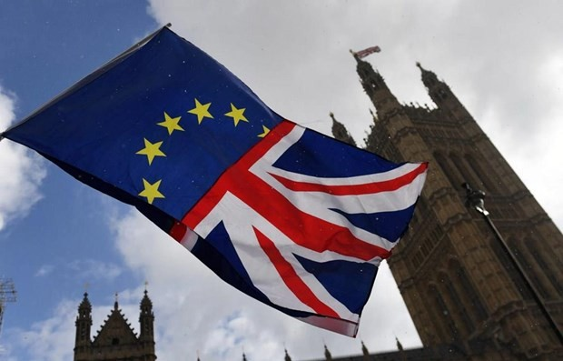 EU agrees to delay Brexit if deal passed - ảnh 1