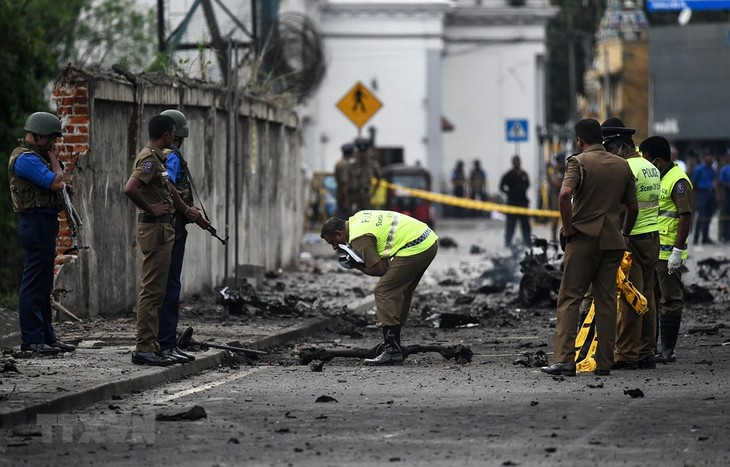 ISIS claims responsibility for Sri Lanka blasts - ảnh 1