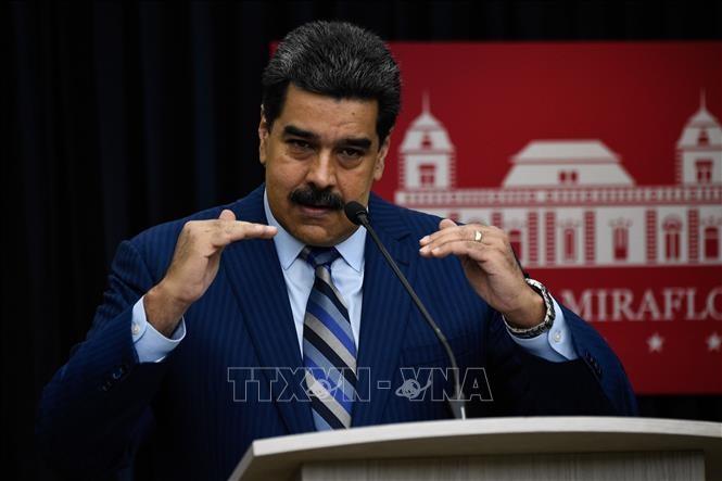 Venezuelan President: Coup cannot preserve peace  - ảnh 1
