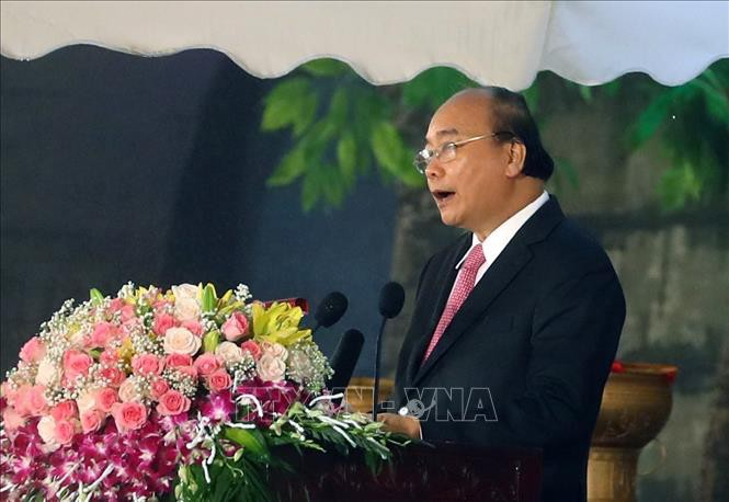 Prime Minister urges Thanh Hoa to promote rapid, sustainable development - ảnh 1
