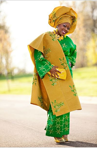 Nigerian traditional attire - ảnh 2