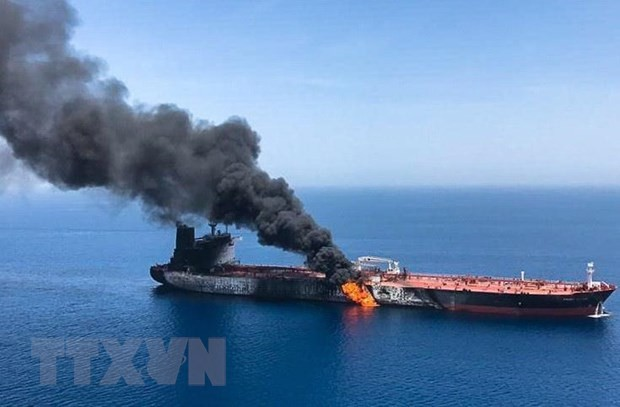 US leaves door open for military action against Iran - ảnh 1