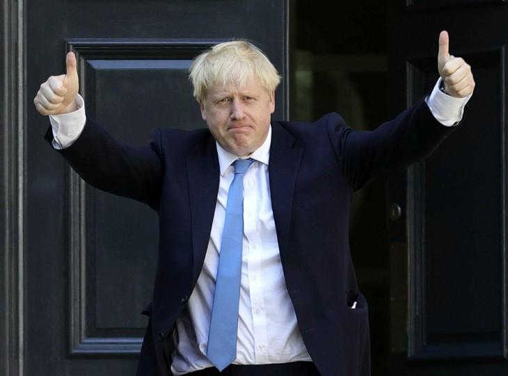 World leaders congratulate new UK PM - ảnh 1