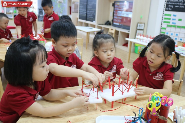 Workshop promotes STEM education in Vietnam - ảnh 1