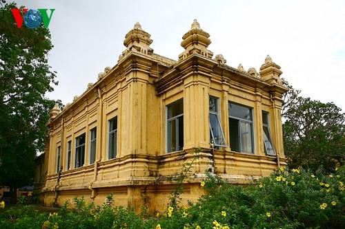 Khám phá Bảo tàng điêu khắc Chăm độc đáo giữa Đà Nẵng - ảnh 1