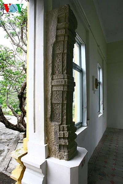Khám phá Bảo tàng điêu khắc Chăm độc đáo giữa Đà Nẵng - ảnh 7