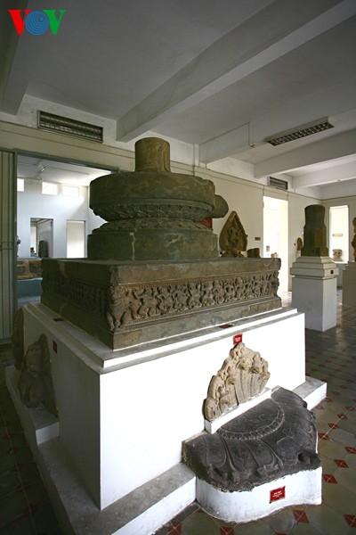 Khám phá Bảo tàng điêu khắc Chăm độc đáo giữa Đà Nẵng - ảnh 2