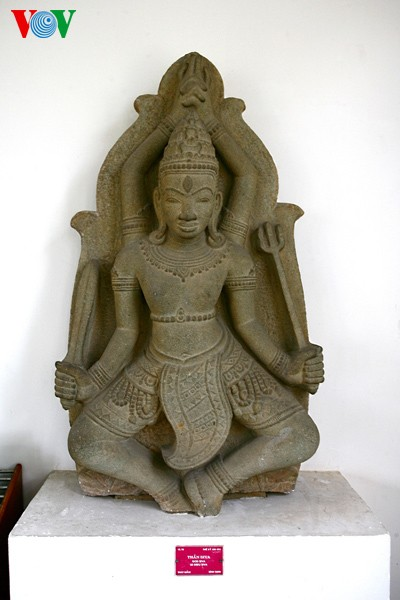 Khám phá Bảo tàng điêu khắc Chăm độc đáo giữa Đà Nẵng - ảnh 9