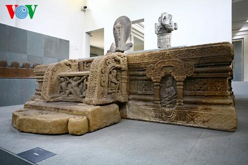 Khám phá Bảo tàng điêu khắc Chăm độc đáo giữa Đà Nẵng - ảnh 10