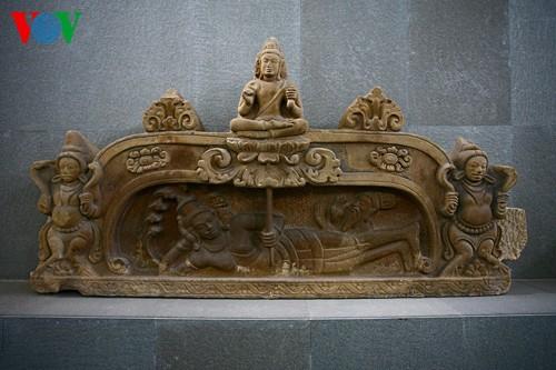 Khám phá Bảo tàng điêu khắc Chăm độc đáo giữa Đà Nẵng - ảnh 11