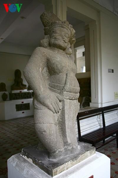 Khám phá Bảo tàng điêu khắc Chăm độc đáo giữa Đà Nẵng - ảnh 14