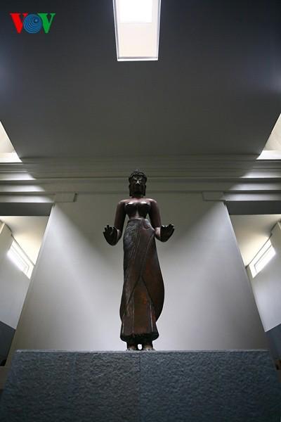 Khám phá Bảo tàng điêu khắc Chăm độc đáo giữa Đà Nẵng - ảnh 15