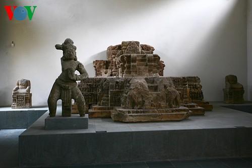 Khám phá Bảo tàng điêu khắc Chăm độc đáo giữa Đà Nẵng - ảnh 19