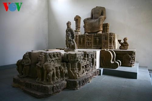 Khám phá Bảo tàng điêu khắc Chăm độc đáo giữa Đà Nẵng - ảnh 20