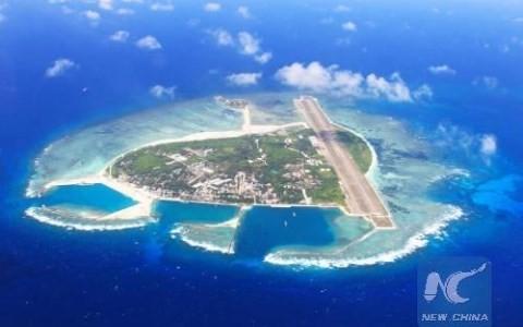 Hoạt động xây dựng, mở rộng đảo của Trung Quốc tại quần đảo Trường Sa là bất hợp pháp  - ảnh 1