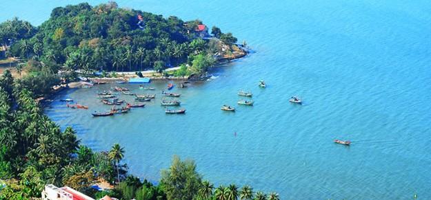 Quần đảo Hải Tặc - Một địa chỉ du lịch hấp dẫn du khách - ảnh 1
