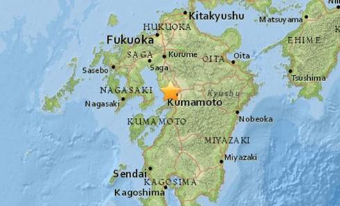 Chưa có thông tin người Việt bị thương vong trong động đất tại Nhật Bản - ảnh 1