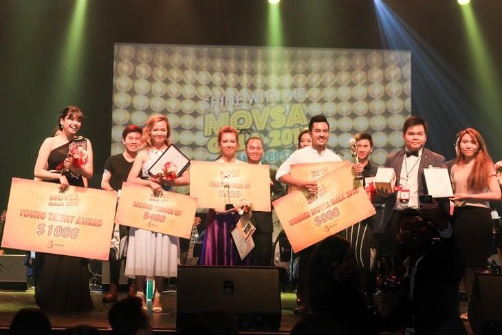 Bế mạc cuộc thi giọng ca sinh viên Việt Nam tại Melbourne - ảnh 3
