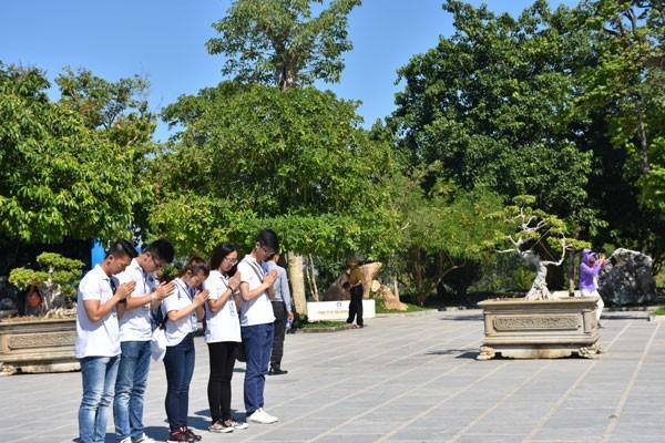 Trại hè Việt Nam 2016: Một ngày thú vị tại Đà Nẵng - ảnh 4