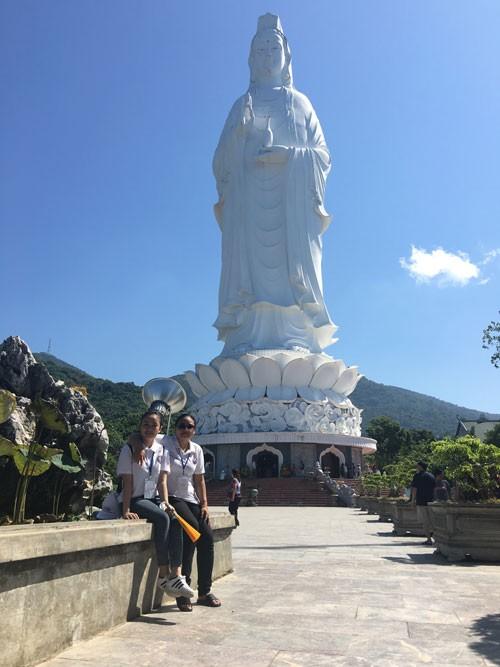 Trại hè Việt Nam 2016: Một ngày thú vị tại Đà Nẵng - ảnh 5