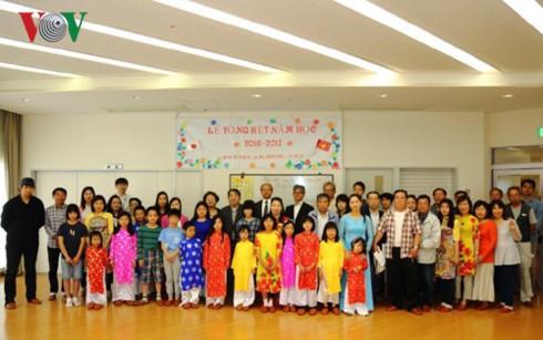 Tổng kết 1 năm lớp học tiếng Việt – Nhật ở Kobe - ảnh 1
