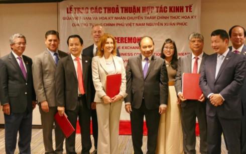 Tạo đà cho quan hệ Việt – Mỹ phát triển tốt đẹp - ảnh 2