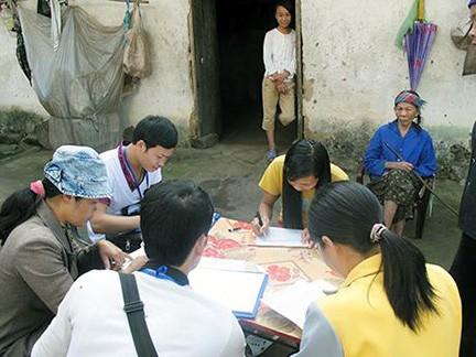 Thí điểm chăm sóc trẻ em có hoàn cảnh đặc biệt tại cộng đồng - ảnh 1