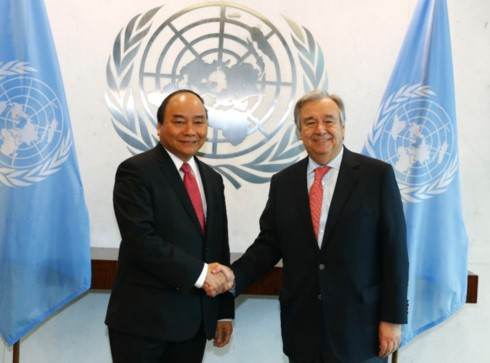 Thủ tướng Nguyễn Xuân Phúc kết thúc tốt đẹp thăm chính thức Hợp chúng quốcHoa Kỳ - ảnh 1