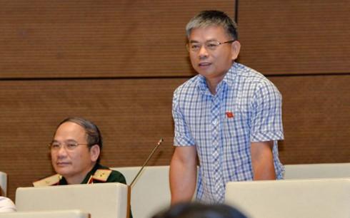 Quốc hội thảo luận về Dự án Luật Quản lý, sử dụng, vũ khí, vật liệu nổ và công cụ hỗ trợ - ảnh 1