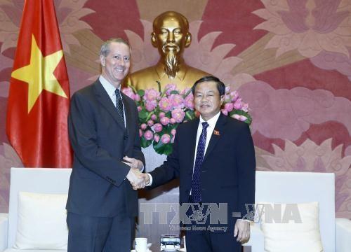 Tăng cường quan hệ hợp tác Quốc hội hai nước Việt Nam - Hoa Kỳ - ảnh 1