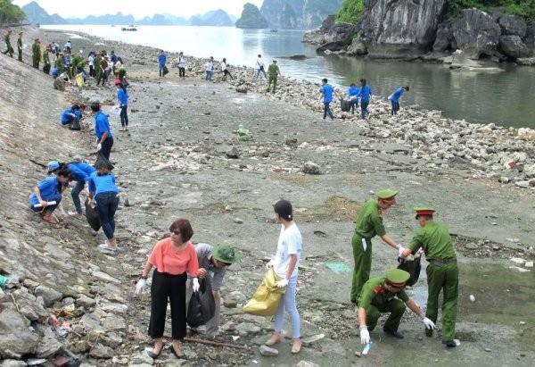 Quảng Ninh hướng ứng tuần lễ Biển đảo Việt Nam - ảnh 1