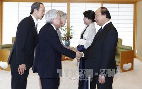 Tuyên bố chung về việc làm sâu sắc hơn quan hệ đối tác chiến lược sâu rộng Việt Nam – Nhật Bản - ảnh 1