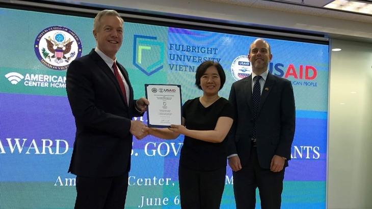 Hoa Kỳ tài trợ 15,5 triệu USD cho Đại học Fulbright Việt Nam  - ảnh 1
