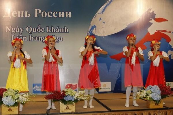 Kỷ niệm ngày Quốc khánh Liên bang Nga tại Thành phố Hồ Chí Minh - ảnh 1