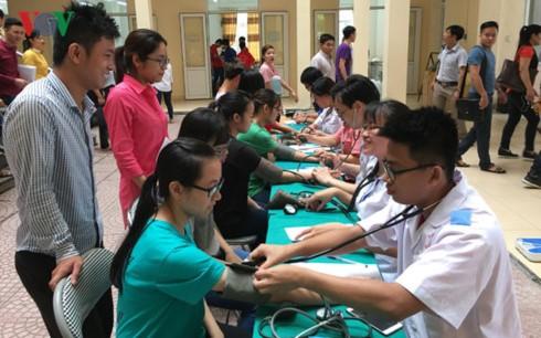 Chủ tịch nước Trần Đại Quang gửi thư tới những người hiến máu tình nguyện - ảnh 1