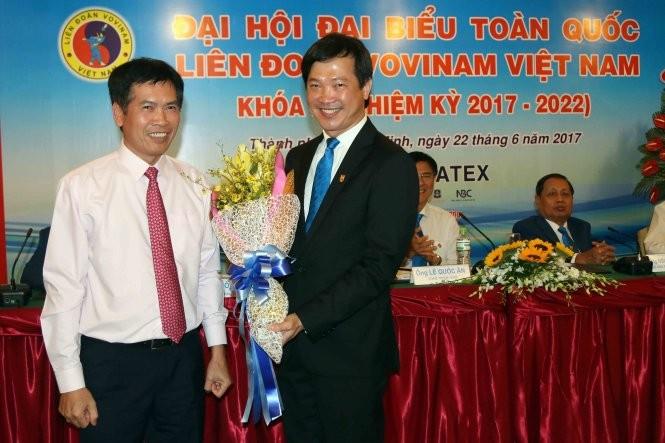 Đưa võ Việt Vovinam vươn tầm quốc tế - ảnh 1