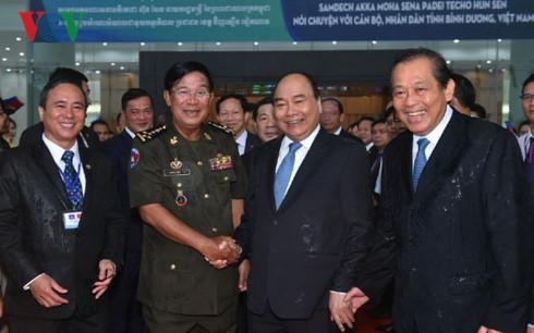 Quan hệ Việt Nam-Campuchia: Nửa thế kỷ đoàn kết, gắn bó - ảnh 1