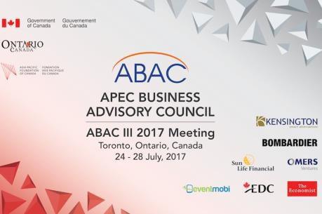 Việt Nam đóng góp tích cực tại Hội nghị ABAC III ở Canada  - ảnh 1