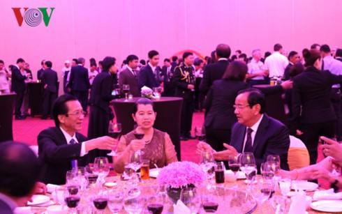 Đại sứ quán Việt Nam tại Campuchia và bắc Lào kỷ niệm 72 năm Quốc khánh - ảnh 3