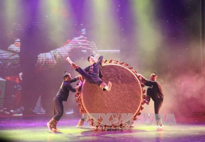 """Khai mạc Liên hoan """"Múa quốc tế - 2017"""" - ảnh 1"""