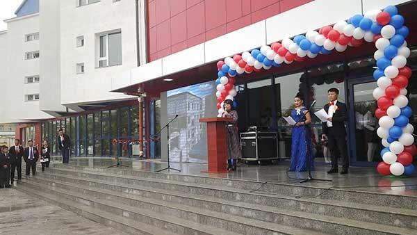 Khánh thành trường mang tên Chủ tịch Hồ Chí Minh ở thủ đô Ulan Bator, Mông Cổ - ảnh 3