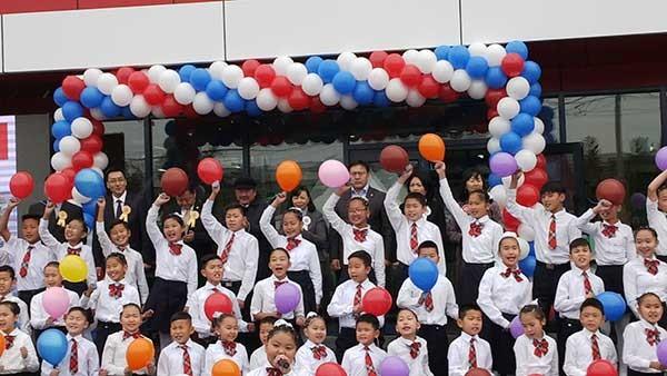 Khánh thành trường mang tên Chủ tịch Hồ Chí Minh ở thủ đô Ulan Bator, Mông Cổ - ảnh 4