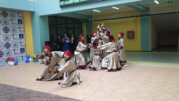 Khánh thành trường mang tên Chủ tịch Hồ Chí Minh ở thủ đô Ulan Bator, Mông Cổ - ảnh 6