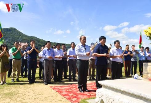 Tổng Giám đốc Đài TNVN Nguyễn Thế Kỷ làm việc tại Bình Định - ảnh 5