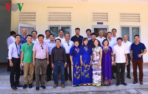 Tổng Giám đốc Đài TNVN Nguyễn Thế Kỷ làm việc tại Bình Định - ảnh 7